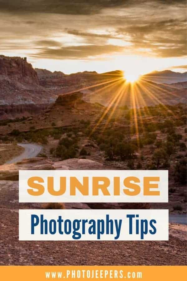 Sunrise Photography Tips | Camera Gear for Sunrise Photography | Landscape Photography Techniques #photography #landscapephotography #sunrise #photojeepers