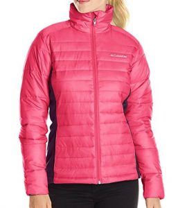 winter insulated puff jacket