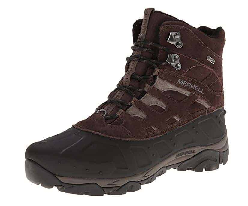 Hiking Gift Idea: Merrell insulated boots