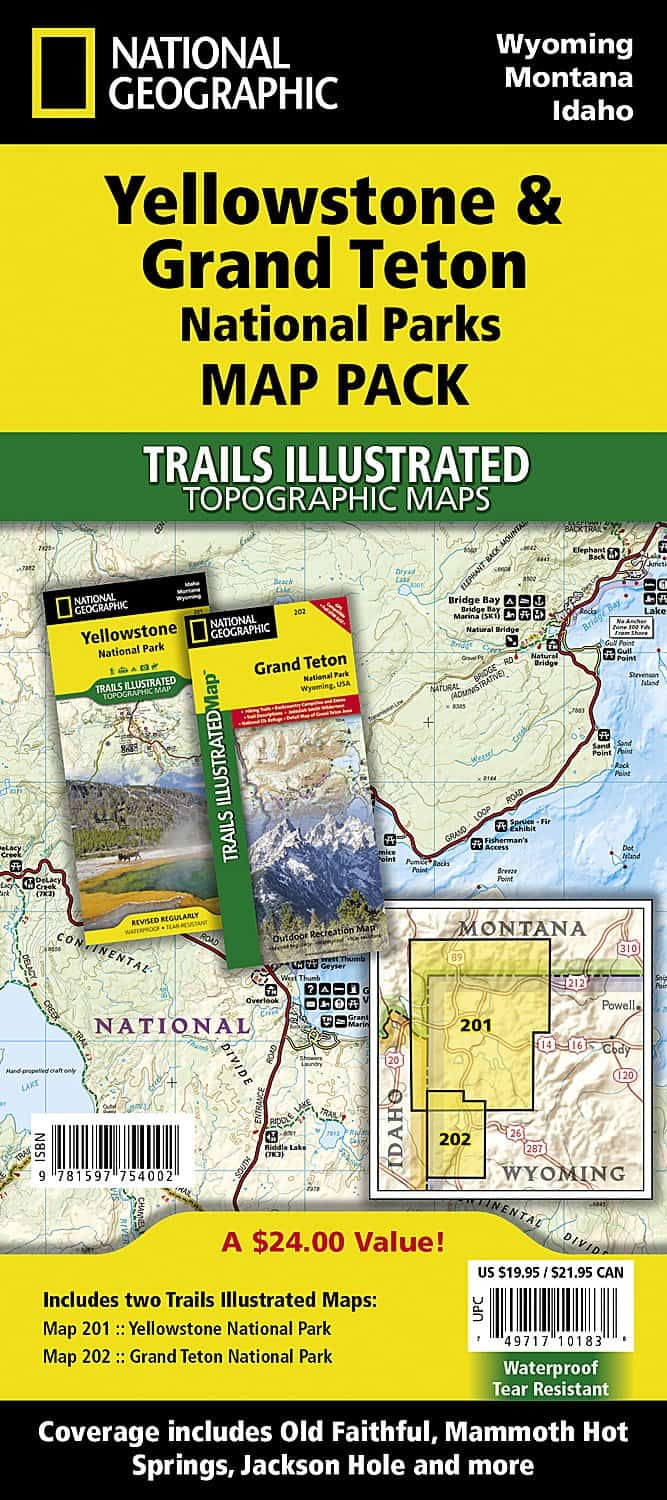 national park maps