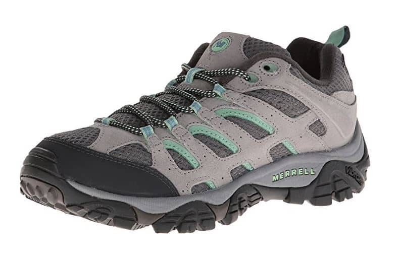 Hiking Gift Idea: Merrell Moab hiking shoe