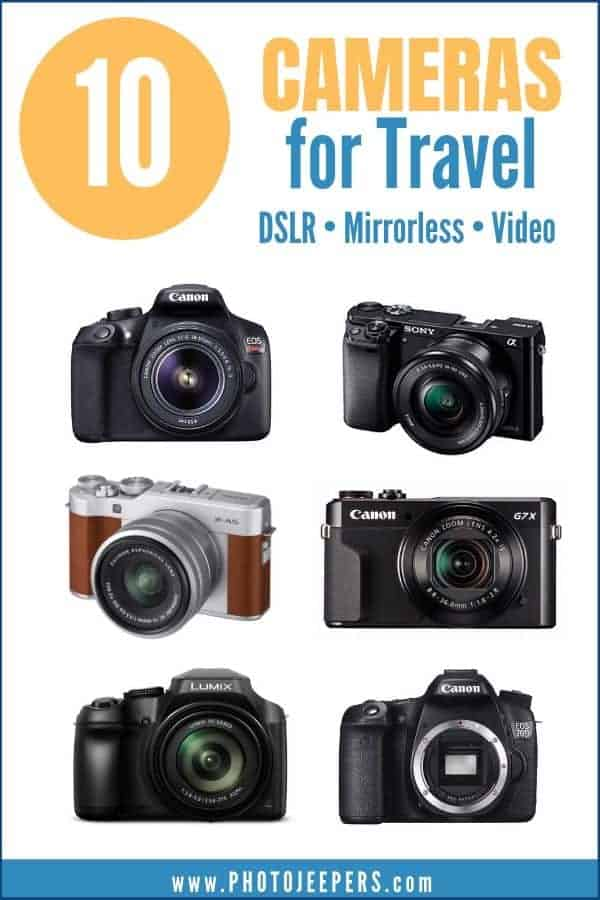 10 compact cameras for travel