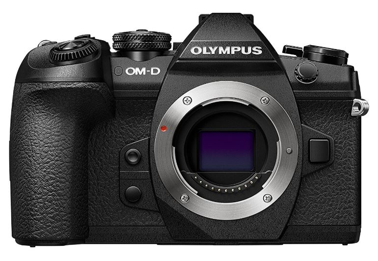 Travel Photography Gift Idea: Compact Travel Camera Olympus OM-D E-M1 Mark II camera
