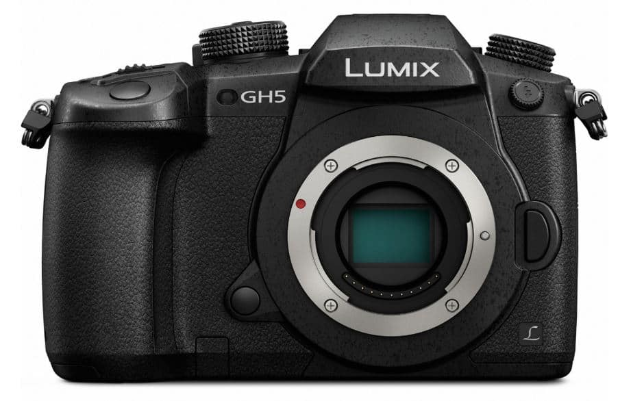 Panasonic Lumix GH5 mirrorless camera
