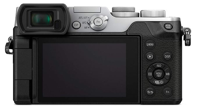 Panasonic Lumix GX8 mirrorless travel camera
