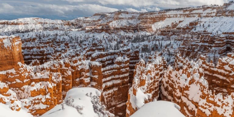 Refreshing Adventures at US National Parks in the Winter