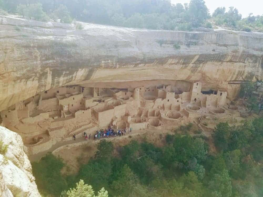 Mesa Verde Colorado Southwest US road trip