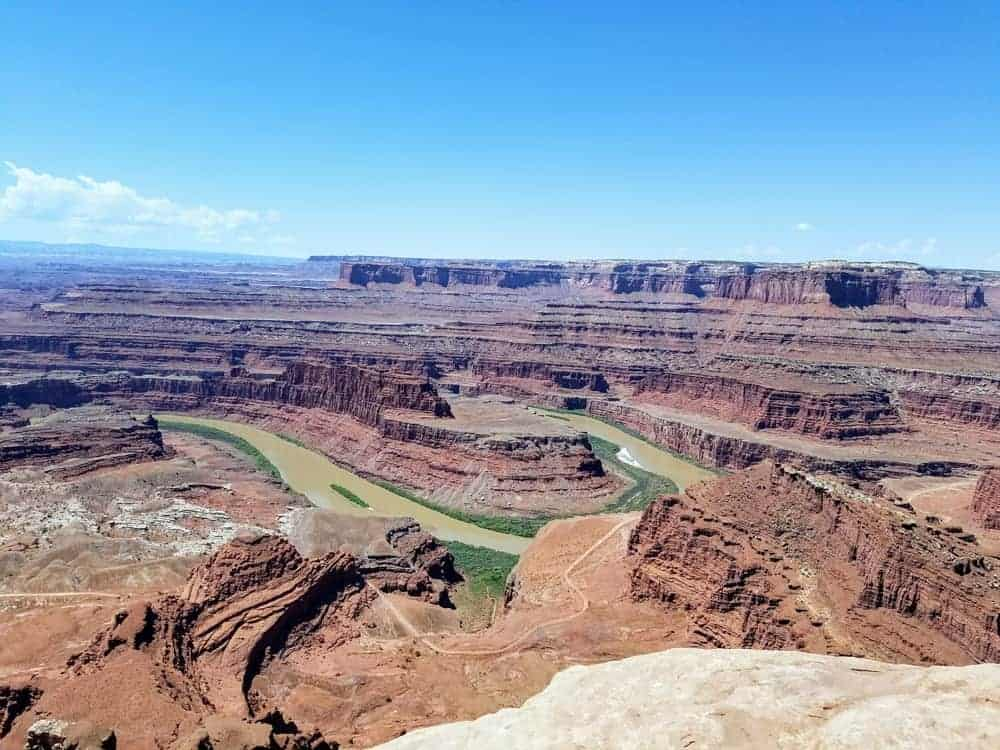Dead Horse Point State Park in Utah - US Southwest Road Trip