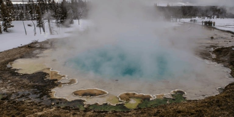 Visit Yellowstone in the Winter for an Unforgettable Experience