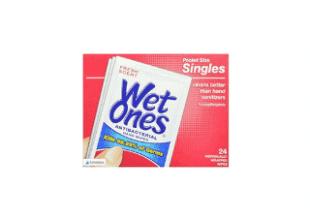 travel wet wipes