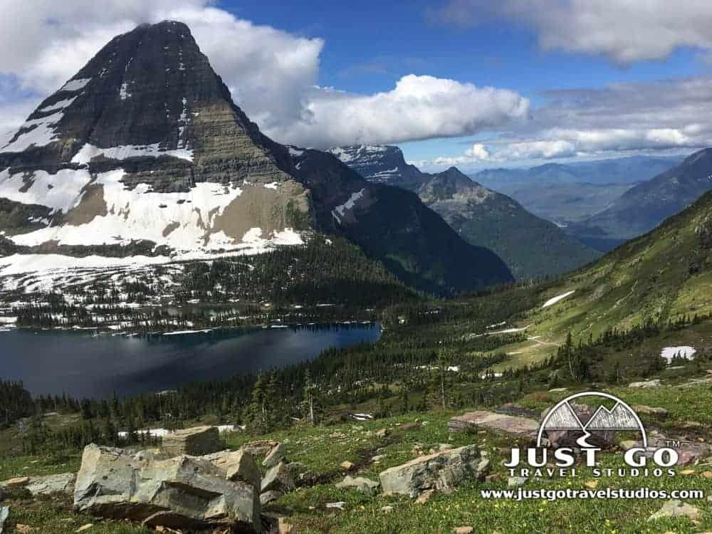 Glacier National Park: National Parks with kids