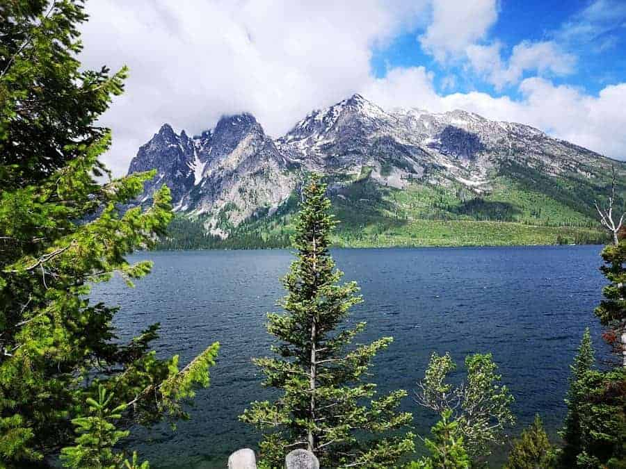 Grand Teton National Park: National Parks with kids
