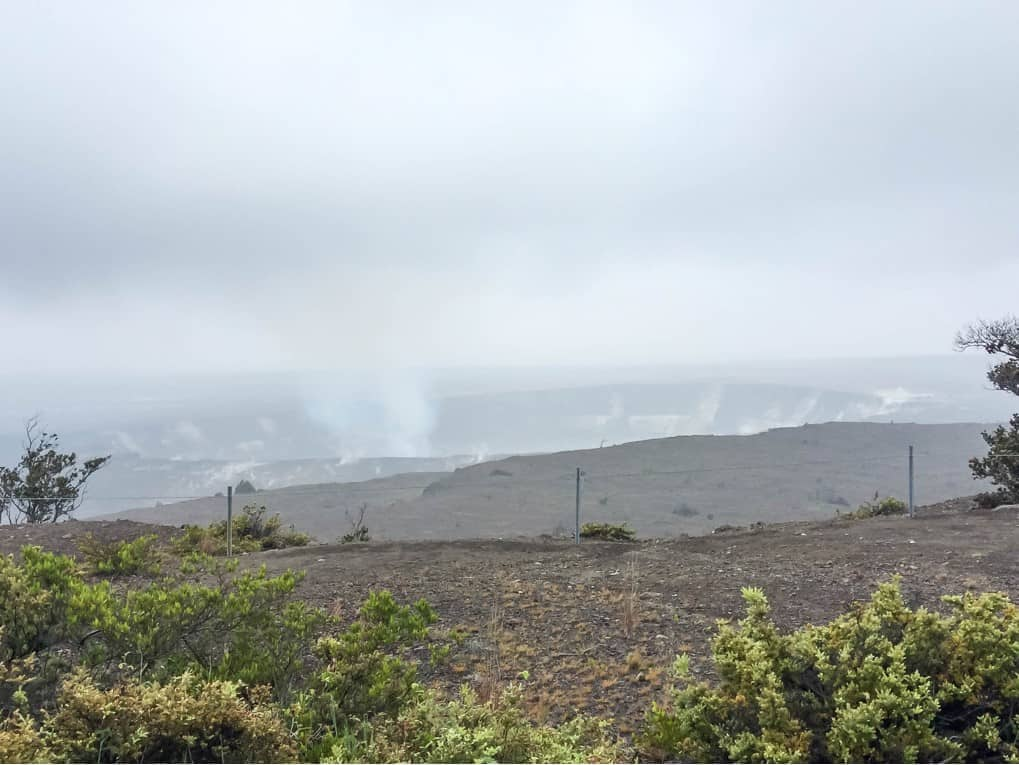 Hawaii Volcanoes National Park: National Parks with kids
