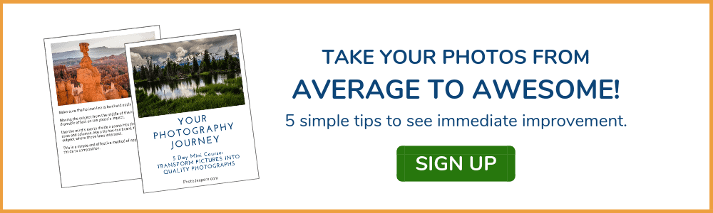 Take photos from average to awesome - 5 simple tips