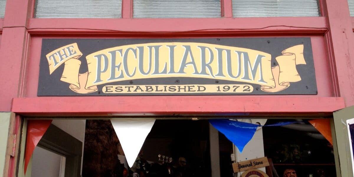 Freakybuttrue Peculiarium in Portland