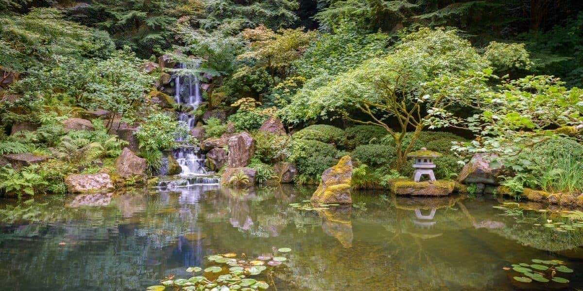 Portland bucket list: Japanese garden