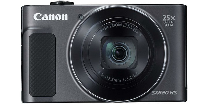 Canon PowerShot SX620 - budget vlogging camera