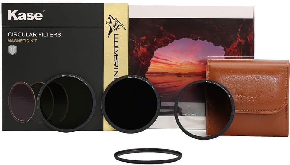 Kase Wolverine 82mm filters kit