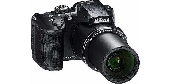 Nikon Coolpix B500 - budget vlogging camera
