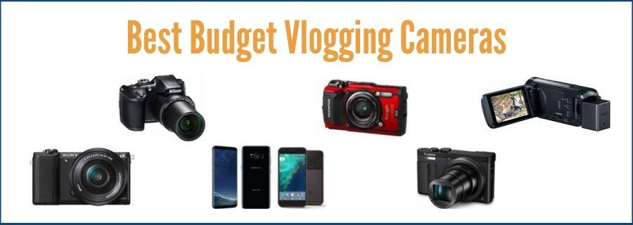 Best Budget Vlogging Cameras
