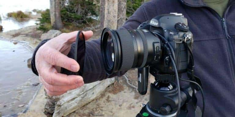 Why Filters are Important for Landscape Photography