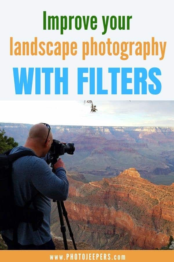 Improve your landscape photography with filters