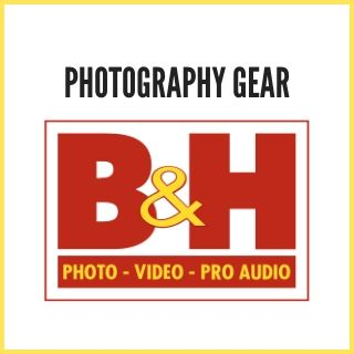 Photography gear at B&H Photo
