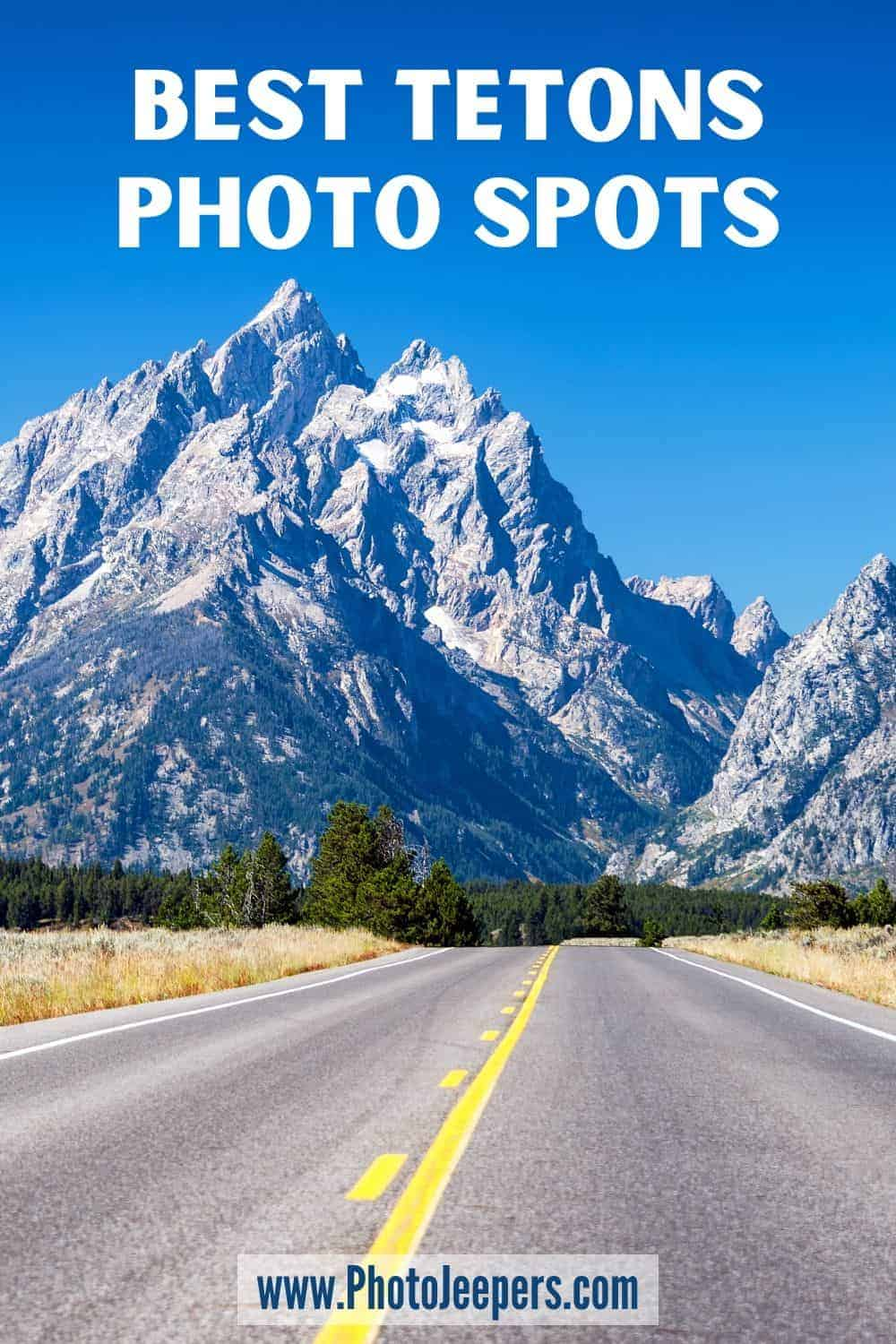 Use this guide to create a Grand Teton photography plan for your next vacation: Grand Teton Photography Map | Best Photo Spots at Grand Teton | Where to Photograph Wildlife | Best Places to Photograph Grand Tetons at Sunrise and Sunset | Grand Teton Photography Tips