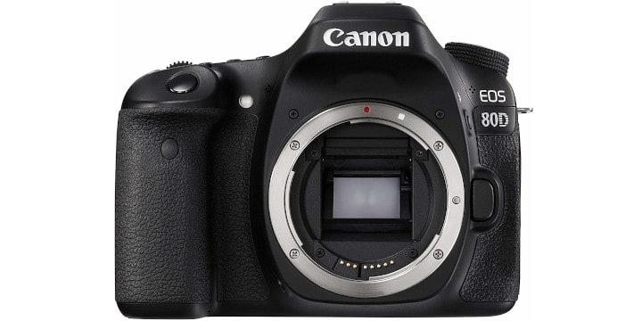 Best DSLR Camera for Travel Vlogging