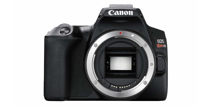 World's Smallest and Lightest DSLR