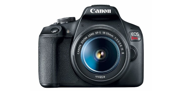 Best Entry-Level DSLR Camera for Travel Photography
