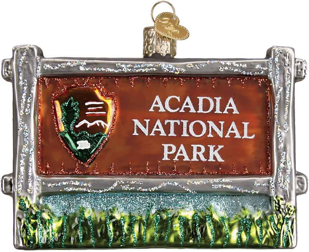 Acadia-National-Park-ornament-Christmas