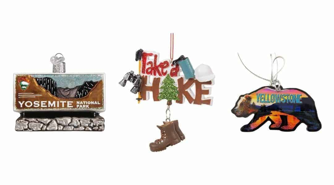 National Park Ornaments Are Festive Vacation Keepsakes