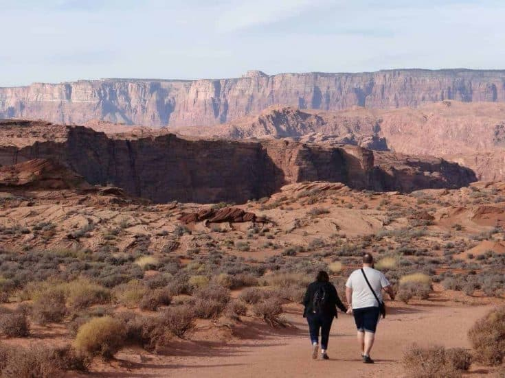 Roadtrip: One Day in Page Arizona – Visit Horseshoe Bend and Antelope Canyon