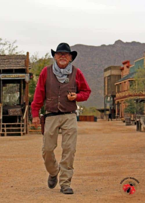 Gun Smoke and Gambling – Your Complete Guide to a Great Day at Old Tucson Studios