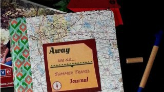 Keep it Memorable with a Summer Travel Journal