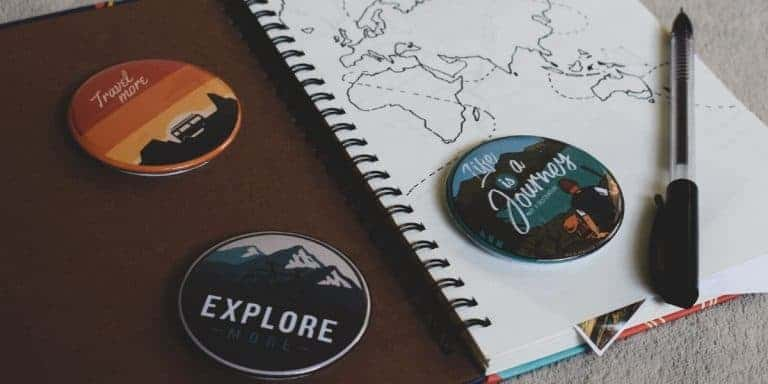 Travel Journal Ideas, Resources and Tips