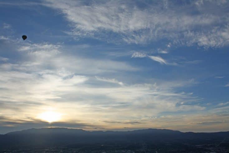 Albuquerque From Above: A Hot Air Balloon Adventure