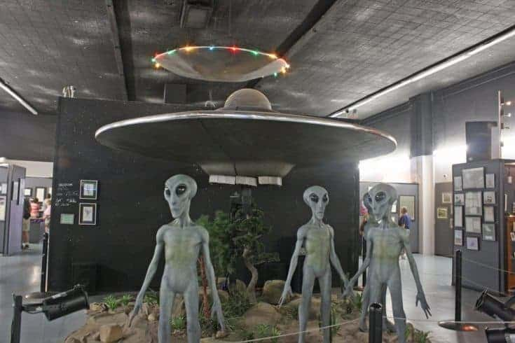Alien Everything: Welcome to Roswell