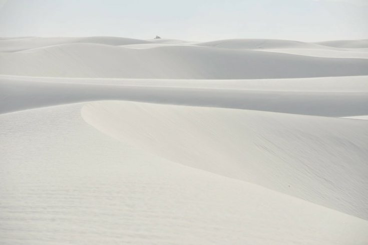 One Day at White Sands National Park