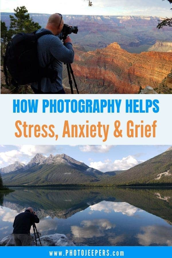 There are many benefits to photography to help with mental health, perspective and life! Read stories of healing and inspiration. #photography #mentalhealth #photographytips #photojeepers