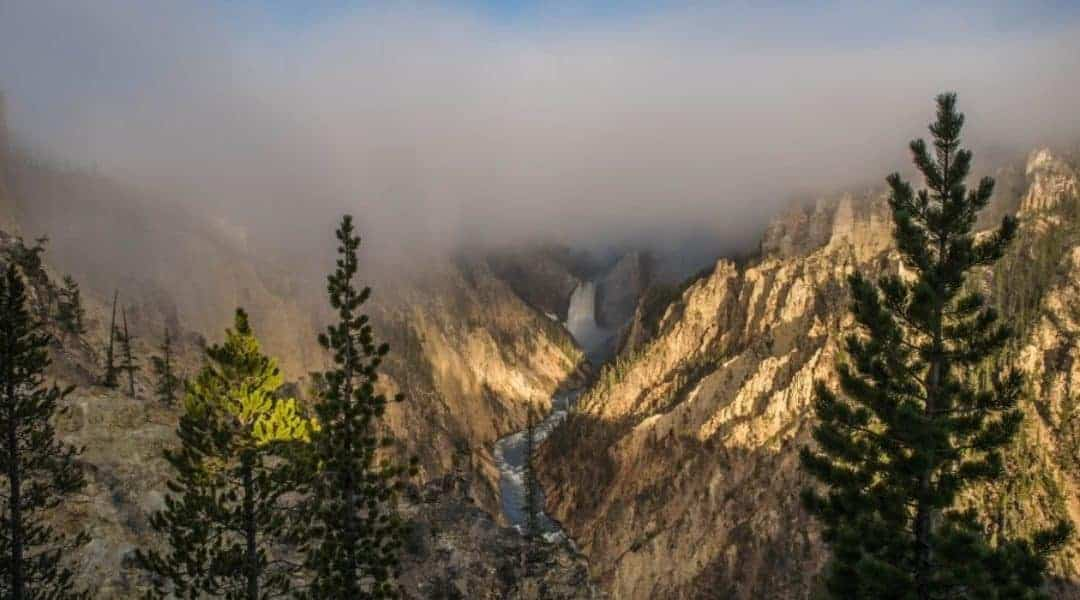 Yellowstone is a national park to visit in May