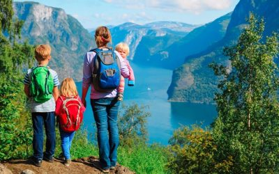 Hiking Gear for Kids and Tips for a Day Hike