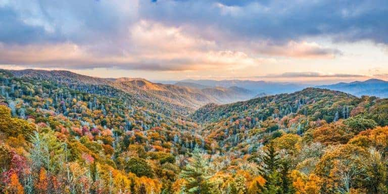 Fantastic US National Parks to Visit in the Fall