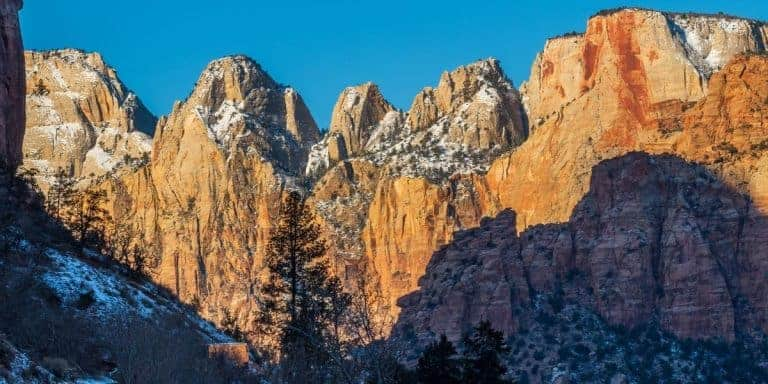 Epic Travel Planning Guide for Visiting Zion National Park