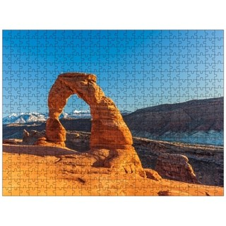Delicate Arch puzzle