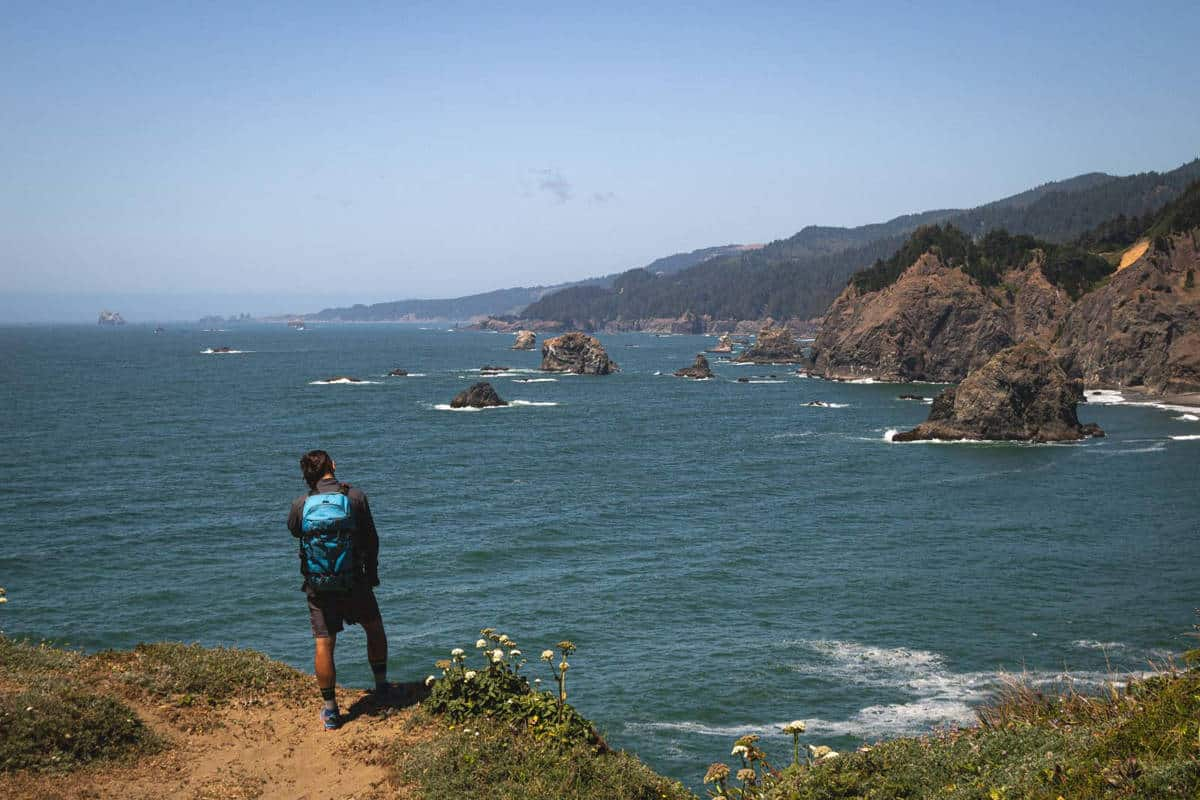 Summer hiking is awesome along the Samuel H. Boardman Scenic Corridor