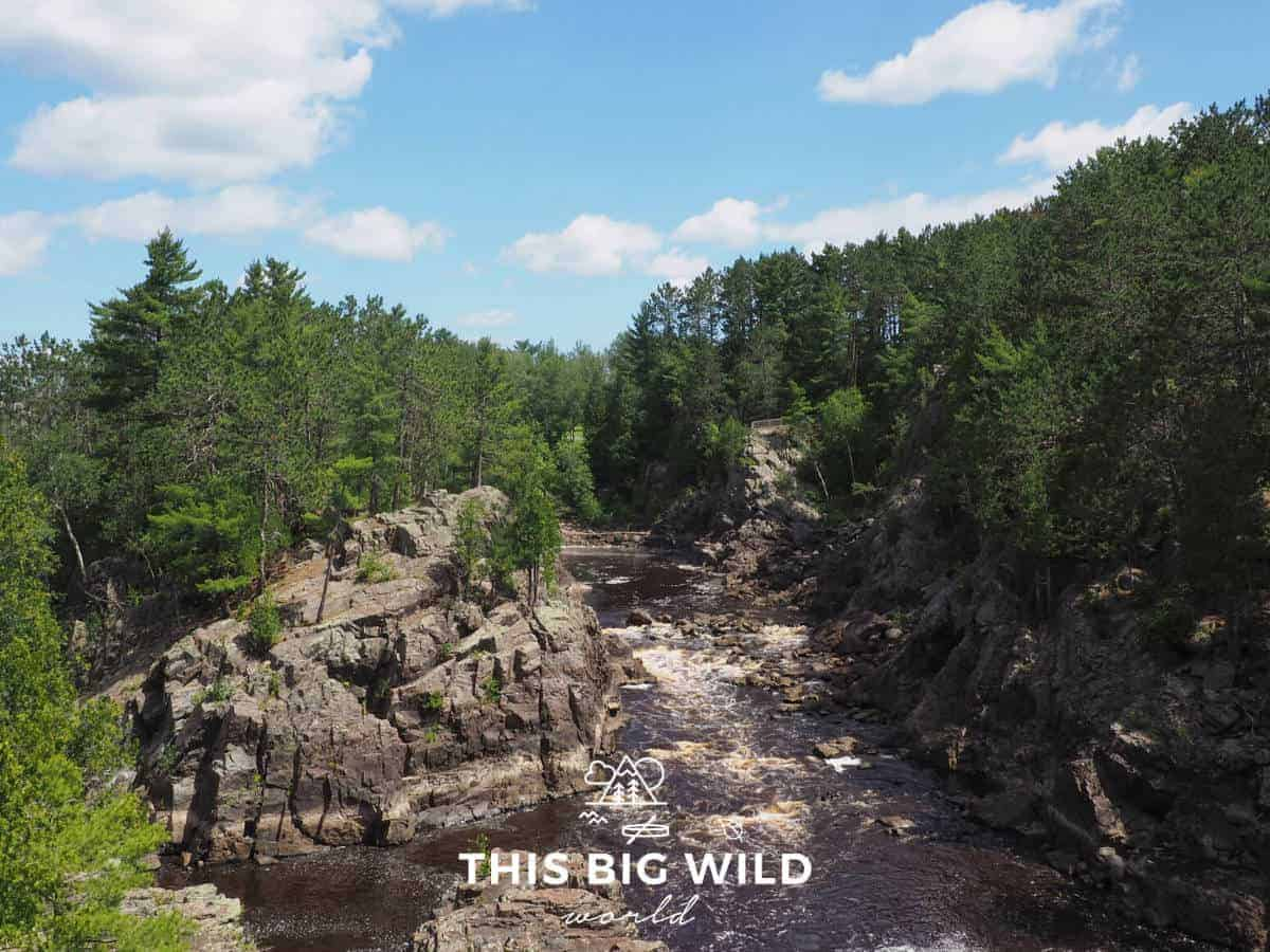 Minnesota has awesome hiking trails to enjoy in the summer.
