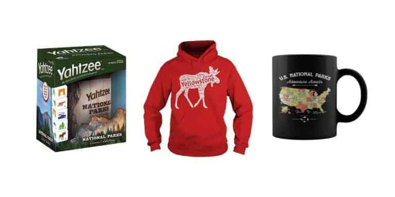 National Park Themed Gift Guide