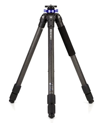 Benro tripod for heavy lenses